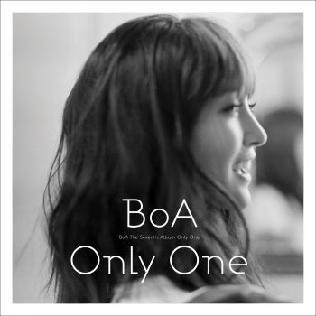 Only One by BoA - cover art