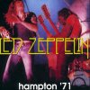 1971-09-09: Hampton '71: Hampton, VA, USA Led Zeppelin - cover art