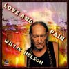 Love And Pain Willie Nelson - cover art
