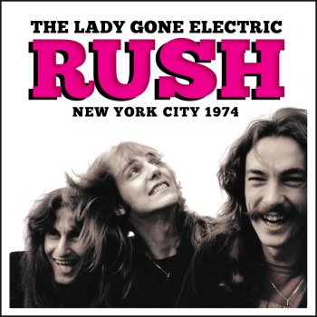 Testi The Lady Gone Electric (Live)