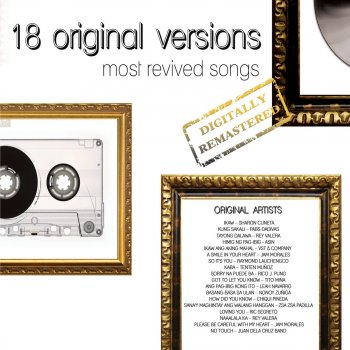 Testi 18 original versions most revived songs