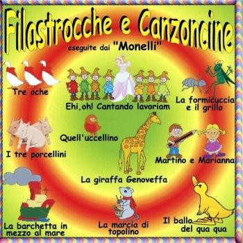 Testi Filastrocche e Canzoncine