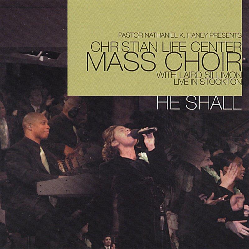 Christian Life Center Mass Choir - I'm a Pentecostal Lyrics