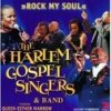 Rock My Soul The Harlem Gospel Singers - cover art