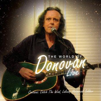 Testi The World of Donovan (Live)