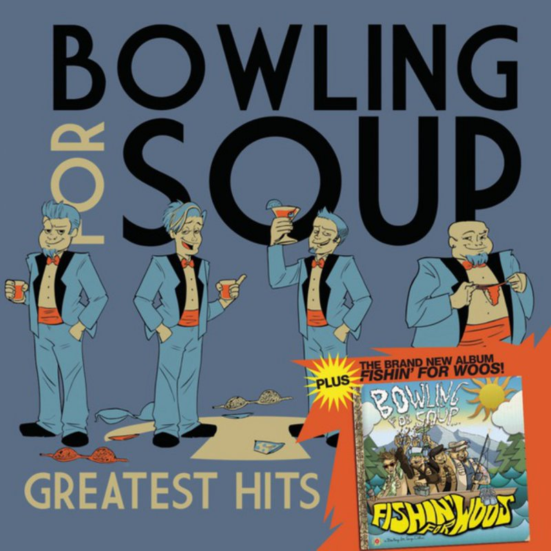 Bowling for Soup - Evil All Over the World Lyrics | Musixmatch