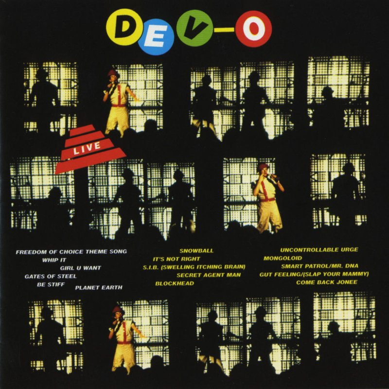 Devo - Smart Patrol/Mr. DNA - Live Version Lyrics | Musixmatch