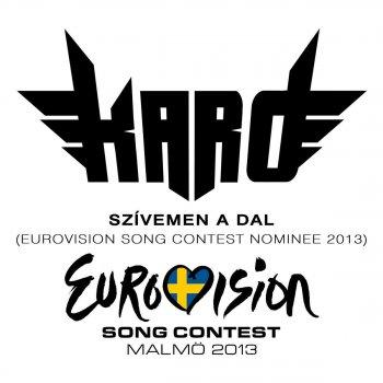 Testi Szívemen a dallam legyen az úr (Eurovision Song Contest Nominee)