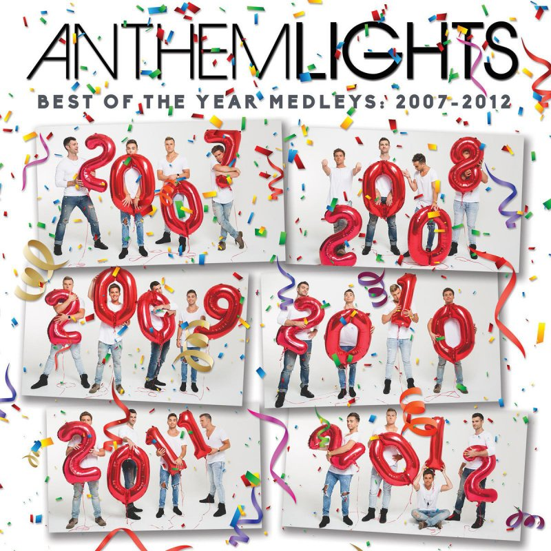 Anthem Lights - Best of 2012: Payphone / Call Me Maybe