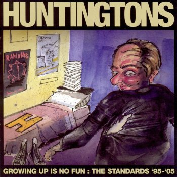 Testi Growing Up Is No Fun - The Standards '95-'05