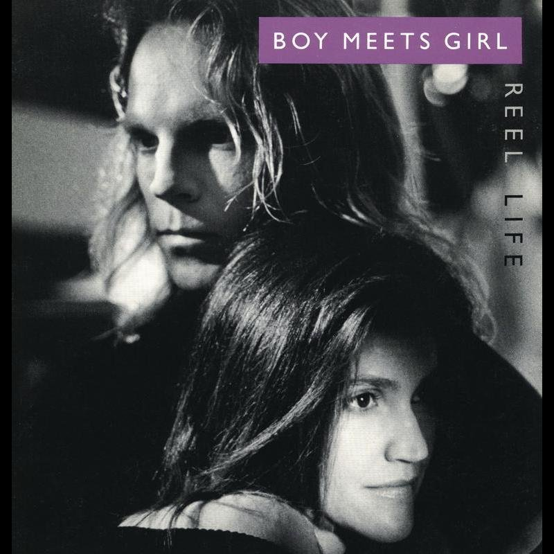 Boy meets girl on the playground of life