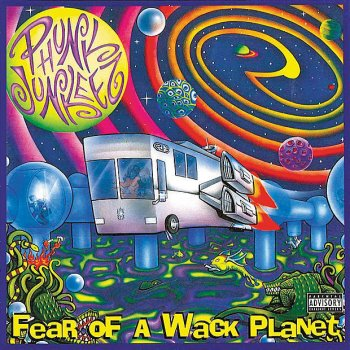 Testi Fear of a Whack Planet