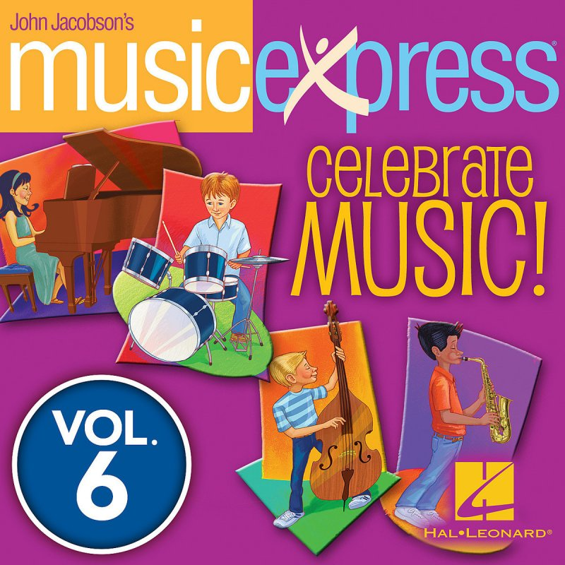 Music Express & John Jacobson - SpongeBob SquarePants ...