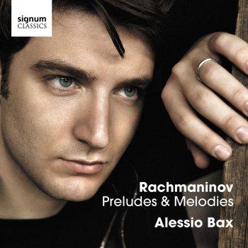 Testi Rachmaninov: Preludes & Melodies
