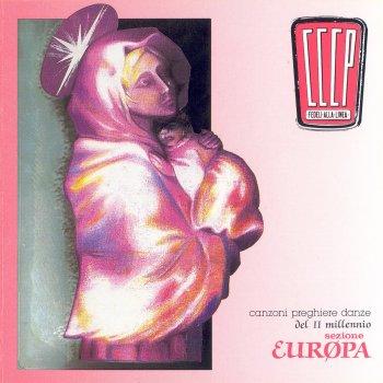 Testi Canzoni, Preghiere e Danze del II Millennio - Sezione Europa (Remastered)