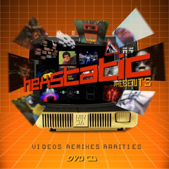 Testi Hexstatic presents Videos, Remixes & Rarities