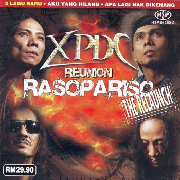 Testi Rasopariso (The Relaunch)