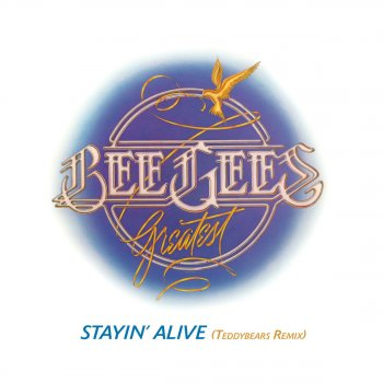 Stayin' Alive by Bee Gees - cover art
