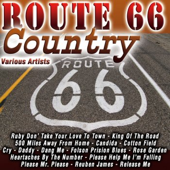Route 66 Country by Various Artists album lyrics