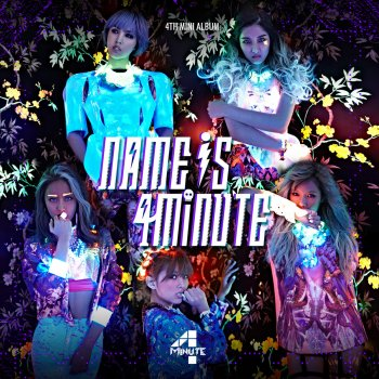 What's Your Name? by 4Minute - cover art