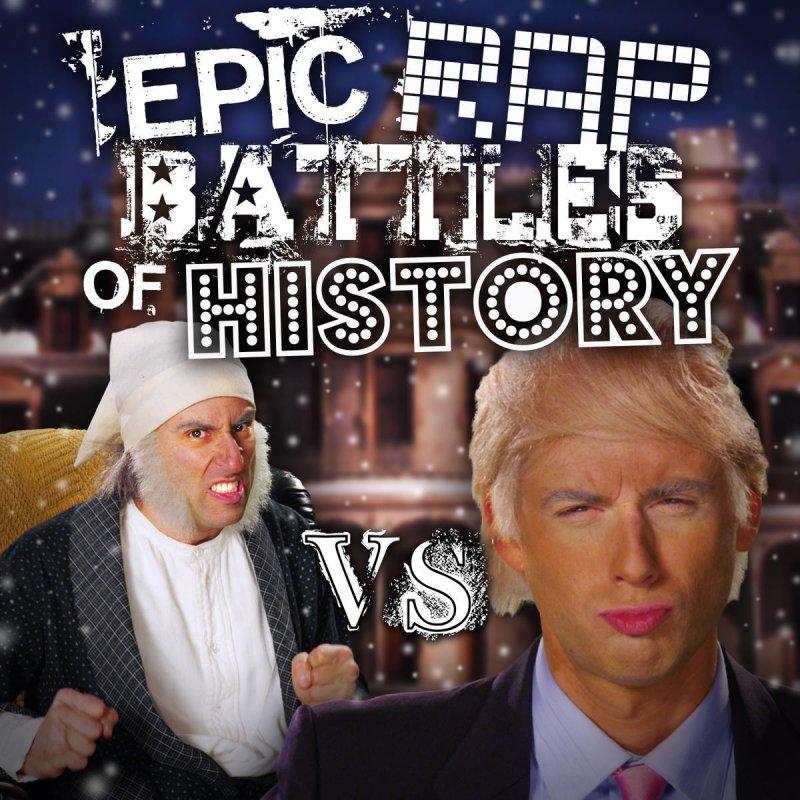 Lyric epic rap battles lyrics : Epic Rap Battles of History - Donald Trump vs. Ebenezer Scrooge ...