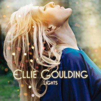 Lights (single version) by Ellie Goulding - cover art