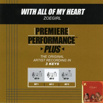 Testi Premiere Performance Plus: With All of My Heart