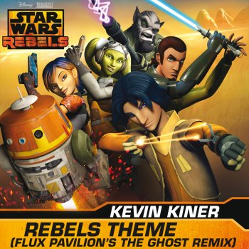 """Testi Rebels Theme (Flux Pavilion's the Ghost Remix) [From """"Star Wars: Rebels""""]"""