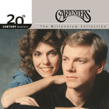 Testi The 20th Century Masters - The Millennium Collection: The Best of the Carpenters