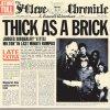 Thick as a Brick, Part 2 lyrics – album cover