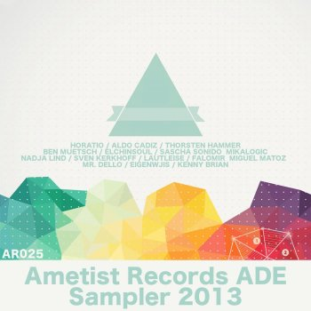 Testi Ametist Records ADE Sampler 2013