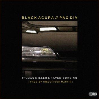 Testi Black Acura