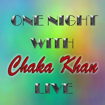 Testi One Night with Chaka Khan Live