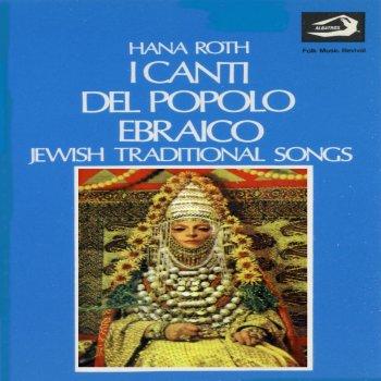 Testi Jewish Traditional Songs (I canti del popolo ebraico)