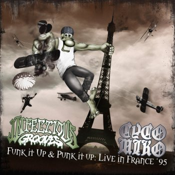 Testi Funk It Up & Punk It Up: Live In France '95