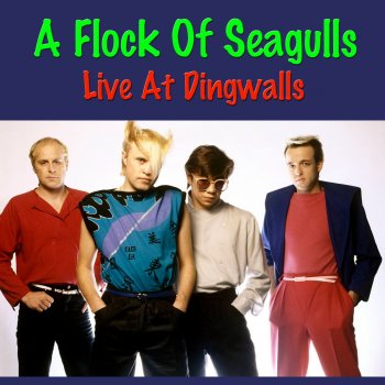 Testi A Flock of Seagulls Live At Dingwalls