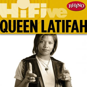 Testi Rhino Hi-Five: Queen Latifah