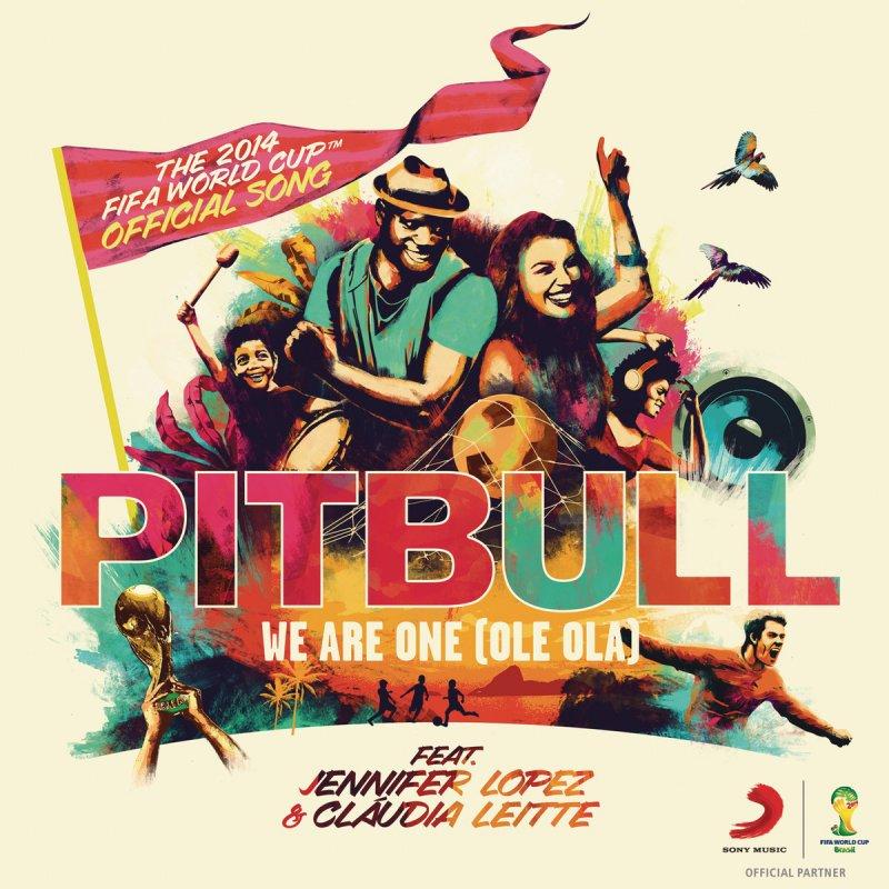 перевод песни pitbull feat. jennifer lopez & claudia leitte