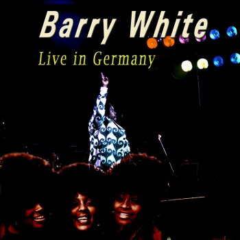 Testi Barry White Live in Germany