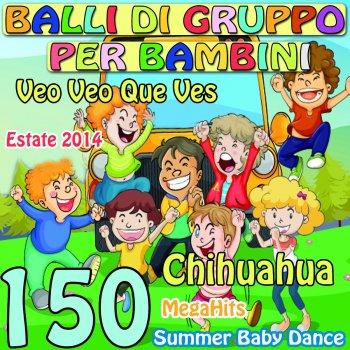 I testi delle canzoni dell 39 album balli di gruppo per for Canzoni per bambini veo veo