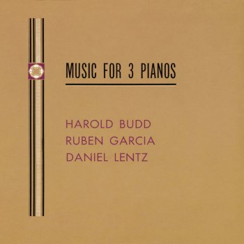Testi Music For Three Pianos (with Ruben Garcia & Daniel Lentz)