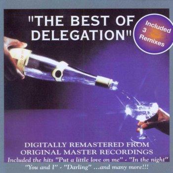 Testi The Best of Delegation