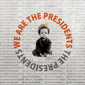 We Are the Presidents - cover art