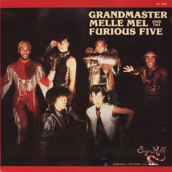 Grandmaster Flash & the Furious Five Can't Keep Running Away [aka Can't Keep Runnin' Away] (LP Version) - lyrics