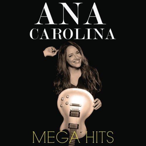 CD Mega Hits - Ana Carolina
