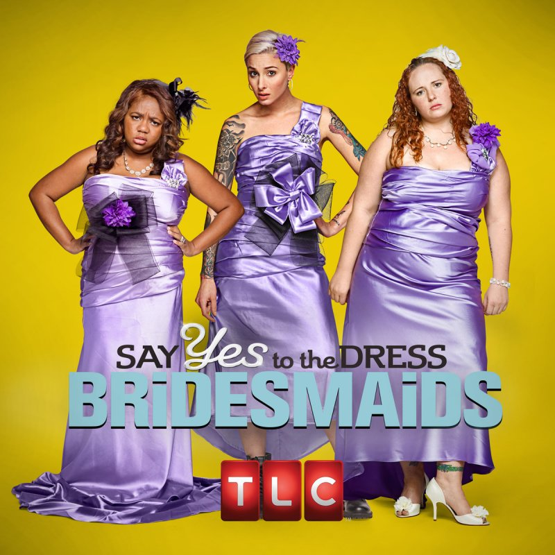 Magnífico Tlc Say Yes To The Dress Bridesmaids Imágenes - Vestido de ...