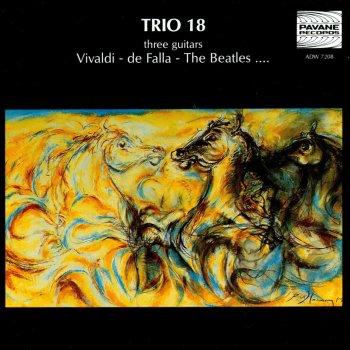 Testi Three Guitars: Vivaldi, de Falla, The Beatles, ...