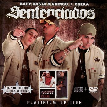 Sentenciados: Platinum Edition (feat. Cheka) - cover art