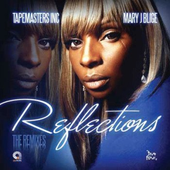 Real Love (remix) by Mary J. Blige & Tapemasters Inc. feat. The Notorious B.I.G. - cover art