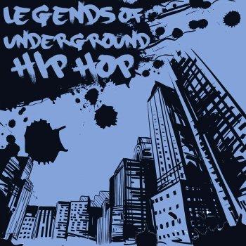 Legends of Underground Hip Hop & Old School Rap: Rakim, Kool
